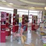 プラザヘアー宝塚中山店の店内の様子の写真