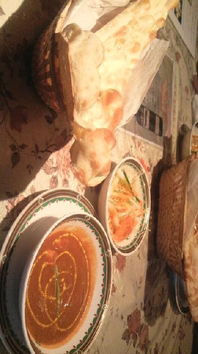 インド料理ブシャーンのメニューの写真 - インド料理レストランブシャーン