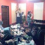 カラオケ喫茶ひまわりの店内の様子の写真 - カラオケ喫茶 ひまわり