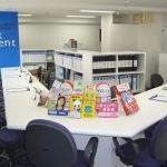 株式会社ベストレントの店内の様子の写真 - 賃貸住宅ベストレント 梅田茶屋町店 店内写真